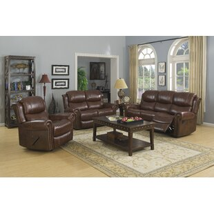 Darby Home Co Duanesburg Reclining Configurable Living Room Set
