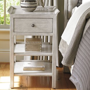 Oyster Bay 1 Drawer Pelham Nightstand