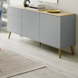 Dot 2 Door 3 Drawer Sideboard by Tenzo