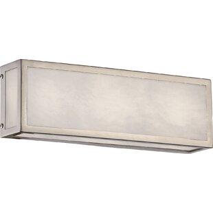 Ivy Bronx Almeta 1-Light LED Metal Bath Bar