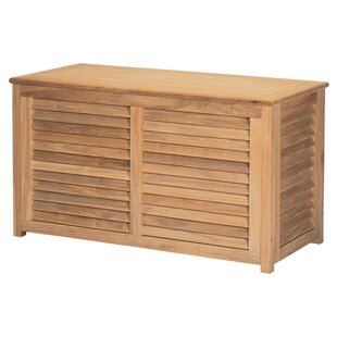 HiTeak Furniture Teak Deck Box