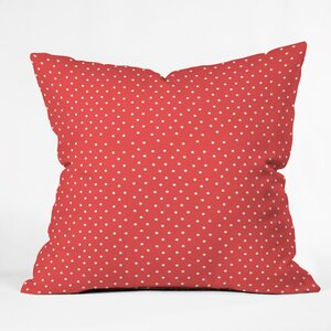 Eccles Dots Throw Pillow