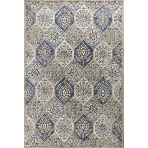 Holder Pewter Area Rug