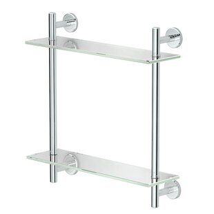 Latitude II 2-Tier Glass Shelf