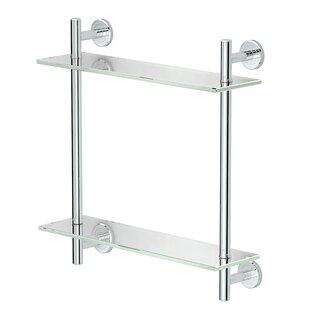 Latitude II 2-Tier Glass Shelf