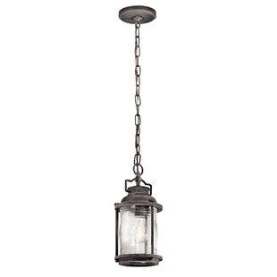 Alexandra 1 Light Outdoor Hanging Lantern By Longshore Tides