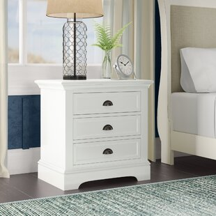 Greyleigh Appleby 3 Drawer Nightstand