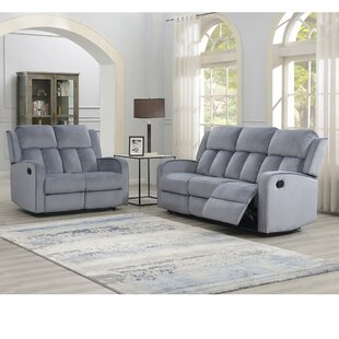 Dale 2 Piece Reclining Living Room Set by Latitude Run