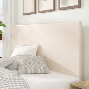 Compare prices Classico Slipcover Upholstered Panel Headboard by Brayden Studio
