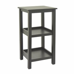 Allegany Etagere Bookcase (Set of 2)