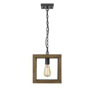 Ove Decors Sawyer I 1-Light Square/Rectan..