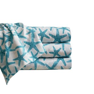 Starfish Sheet Set