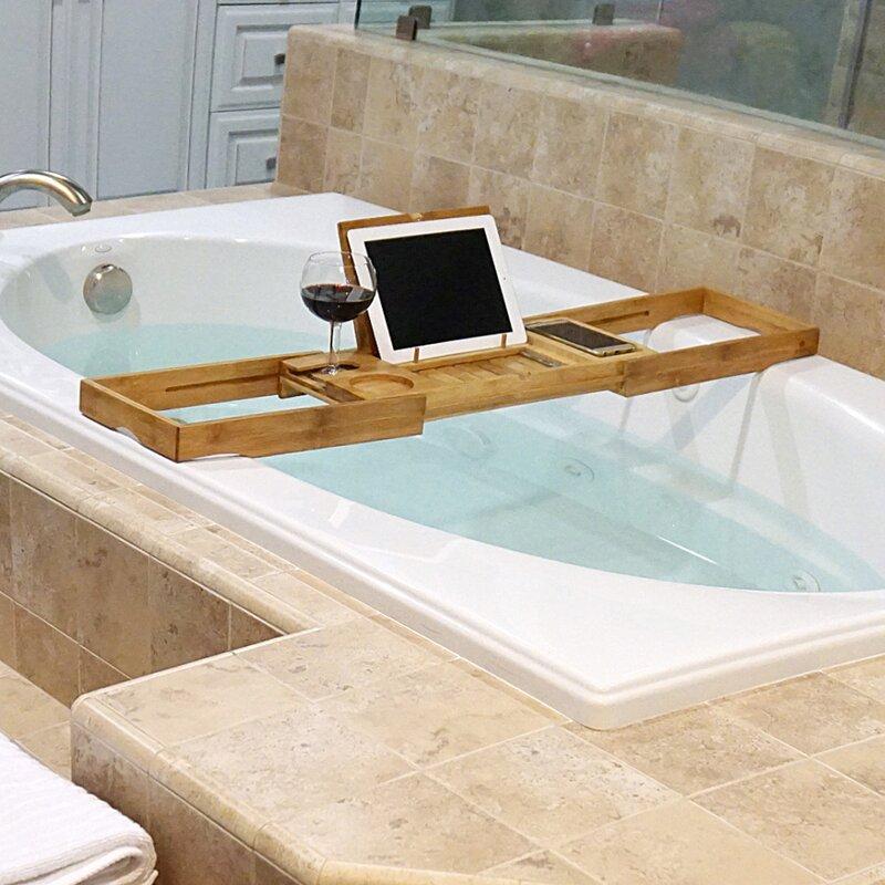 Umbra Oasis Bathtub Caddy Thevote