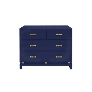 4 Drawer Accent Chest by Worlds Away SKU:ED863604 Purchase