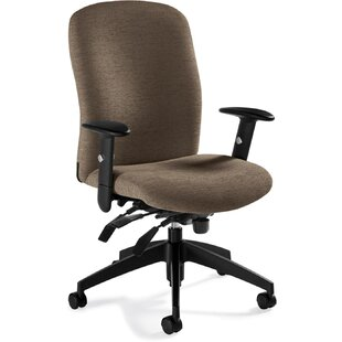 TRUFORM Ergonomic Task Chair by Global Total Office Comparison