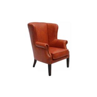Check Price Prewett Wingback Chair