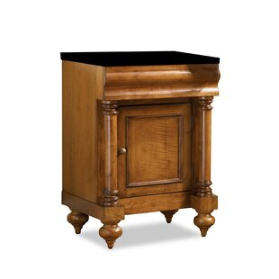 Guild Hall 24 One Door Bathroom Vanity Base by Kaco International