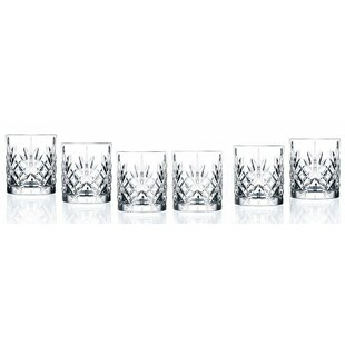Square Old Fashioned Glasses Wayfair