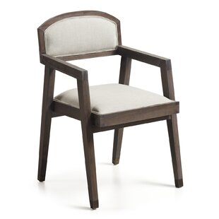 Brittingham Solid Wood Dining Chair By Rosalind Wheeler