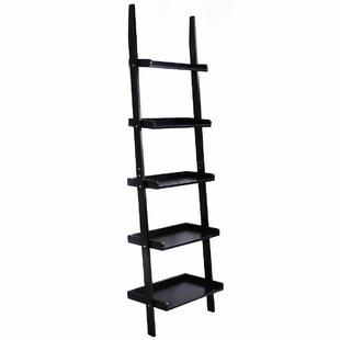 Luz 5-Tier Ladder Bookcase