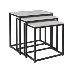 Godfrey 3 Piece Nesting Table Set