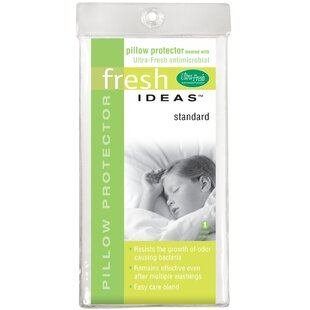 Fresh Ideas Anti-Microbial Pillow Protector