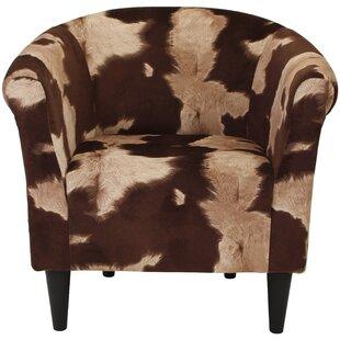 Bloomsbury Market Ronda Upholstered Barrel Chair