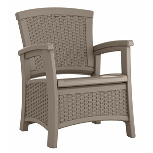 Suncast Elements Club Chair