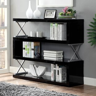 Comparison Parson 4 Shelf Standard Bookcase by Brayden Studio