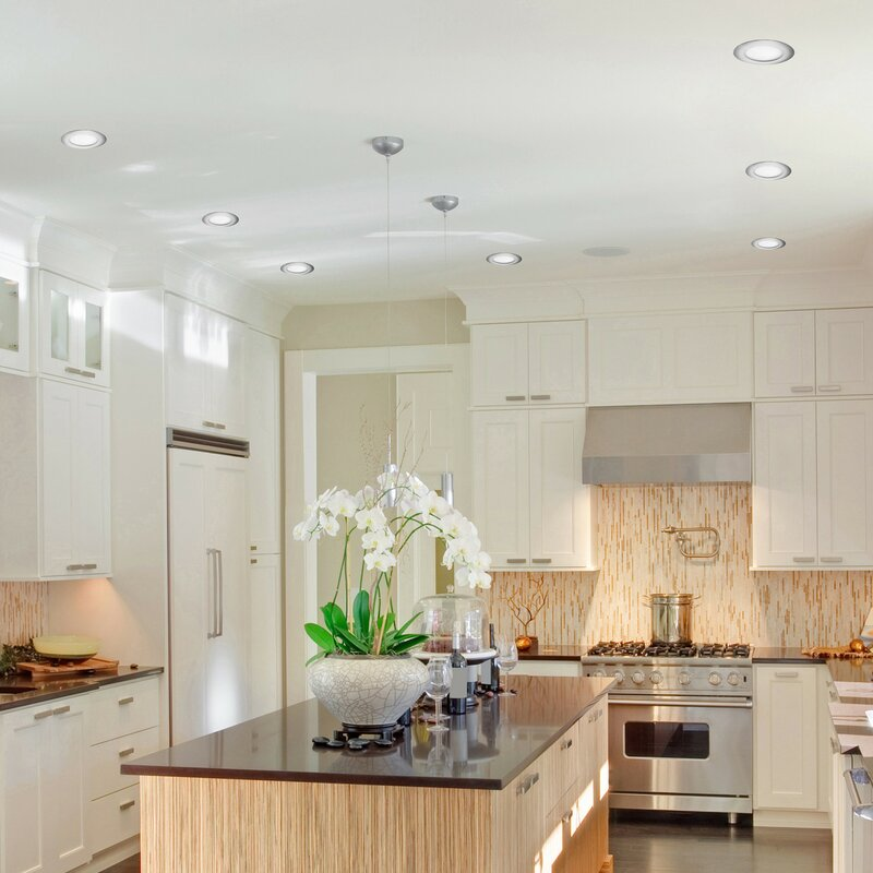 Globe electric company 4 recessed lighting kit reviews wayfair 4 recessed lighting kit mozeypictures Gallery