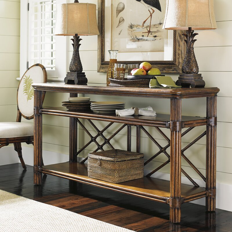 Bali Hai Console Table Joss Main