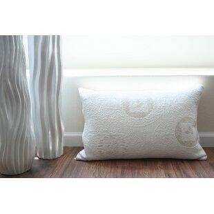 AC Pacific Herbal Fusion Memory Foam Queen Pillow