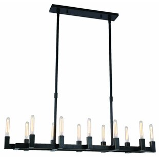 Donnell 12-Light LED Pendant