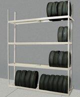 Hallowell Rivetwell Tire Storage 192