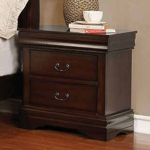 Shop For Jaden 2 Drawer Nightstand by Alcott Hill