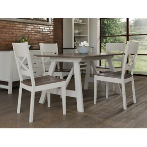 Manago 5 Piece Dining Set by Longshore Ti..