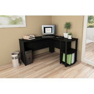 Salina L-Shape Desk by Andover Mills