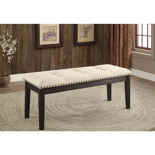 Amet Wood Bench by Darby Home Co