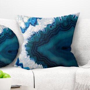 Geode Pillow Wayfair