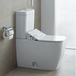 Duravit Happy D.2 Elongated Two-Piece Toi..