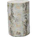 Grotto Stone/Concrete Side Table