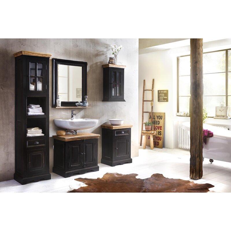 Three Posts 44 X 188cm Tall Bathroom Cabinet Wayfair Co Uk