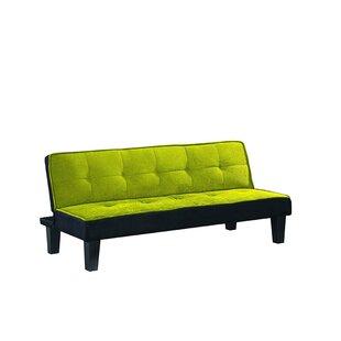 Gulbranson Flannel Fabric Sleeper Sofa