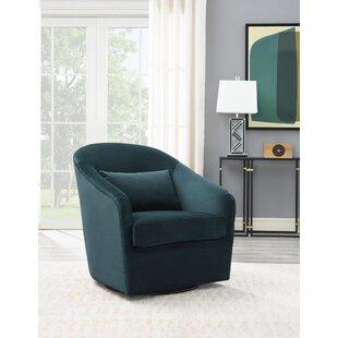 High Back Swivel Chair | Wayfair