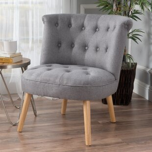 Inexpensive Leudelange Slipper Chair by Bungalow Rose Reviews (2019) & Buyer's Guide