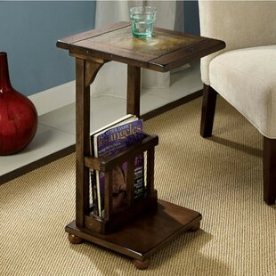 Werner End Table with Storage by Millwood Pines