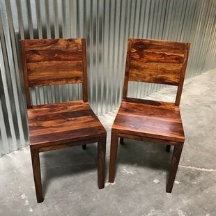 Lachlan Side Chair (Set of 2) Millwood Pines