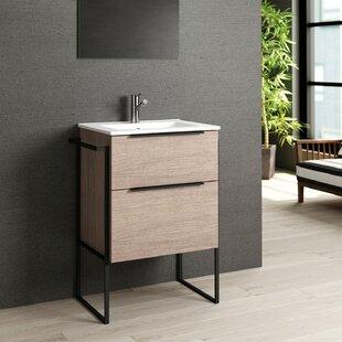 Jeffrey 24 Single Bathroom Vanity Set