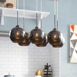 Delia 6-Light Kitchen Isla..