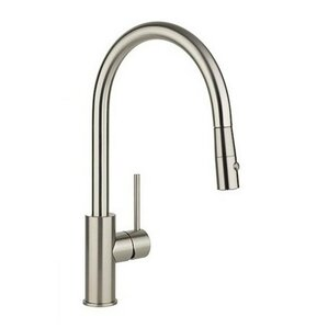 Elkay Harmony Single Handle Pull Down Kitchen Faucet